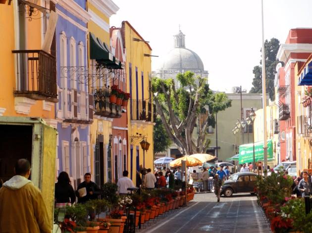 Cholula y Puebla 2