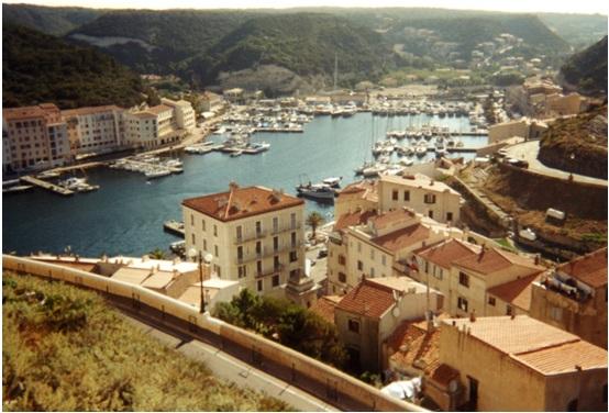La Corse (Bonifacio)