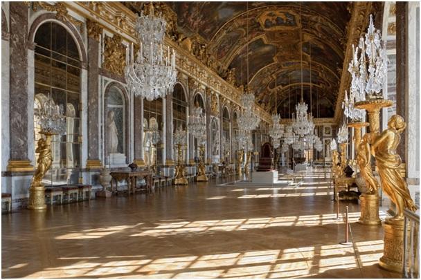Le Château de Versailles – La Galerie des Glaces (Versailles)