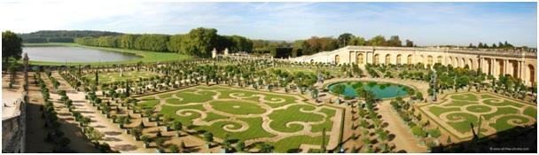 Le Château de Versailles – Les jardins (Versailles)