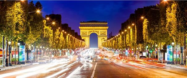 Les Champs Elysées (Paris)