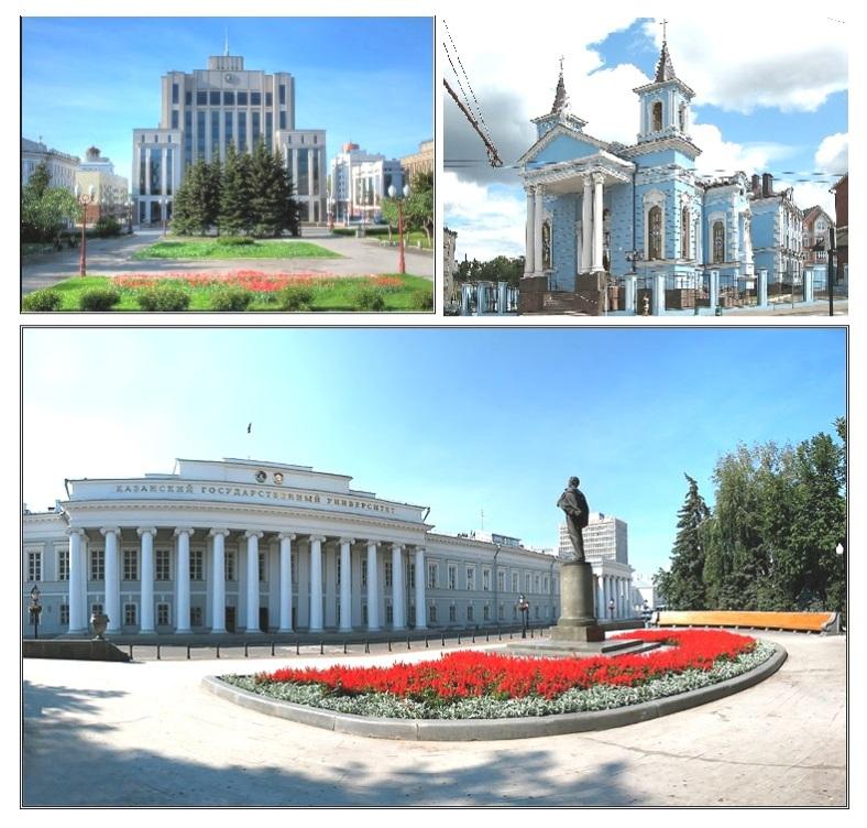 Montagem Kazan