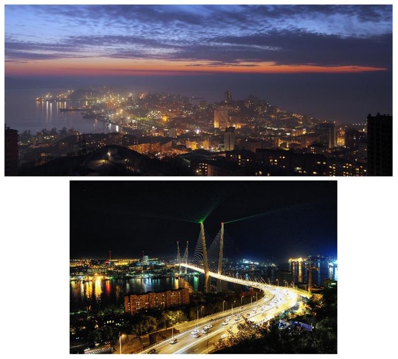 Montagem Vladivostok