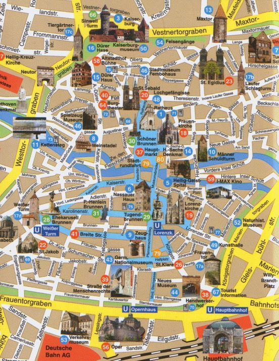 nuremberg-city_map