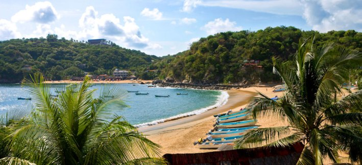 Puerto Escondido Oaxaca