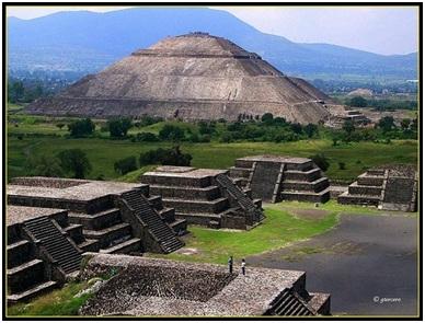 Teotihuacán- Estado de México