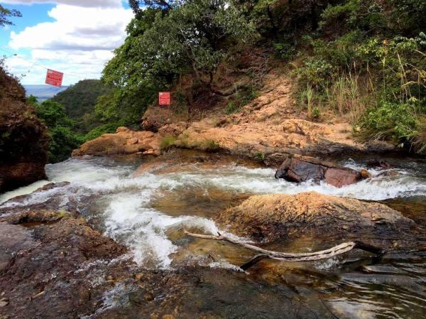Chegada ao topo do Itiquira