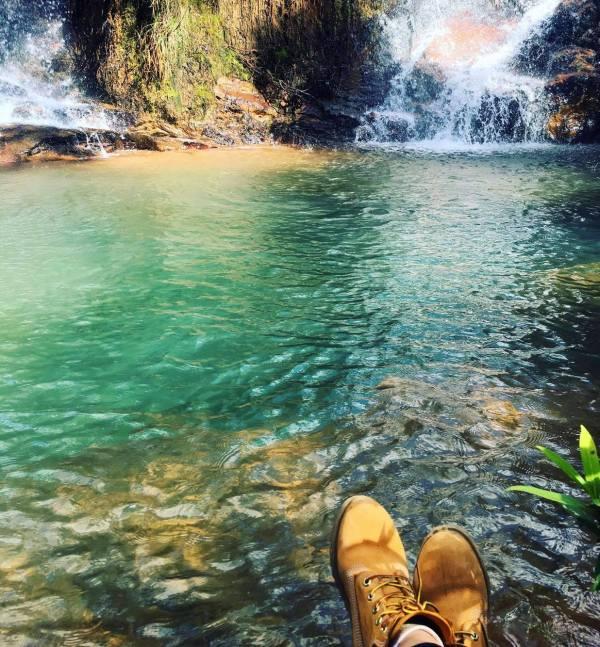 Poço da Cachoeira Mãe