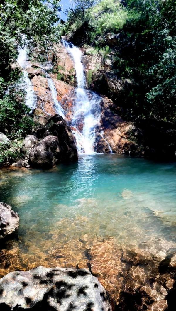 Cachoeira Véu de Noiva*